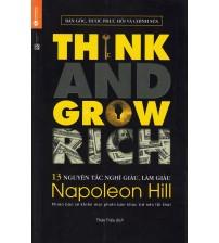 13 Nguyên Tắc Nghĩ Giàu Làm Giàu - Napoleon Hill