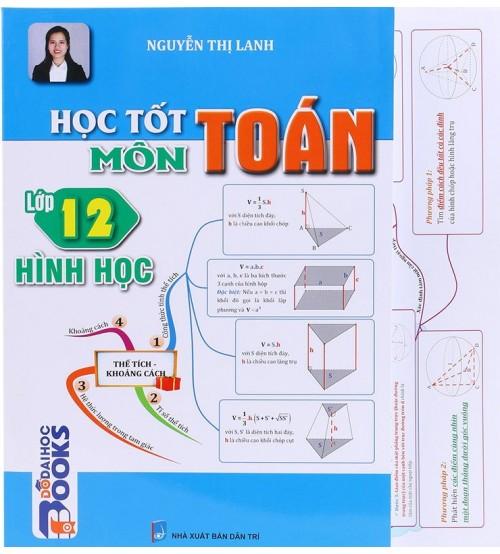 Học tốt môn toán 12 Hình Học - Nguyễn Thị Lanh