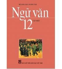 Sách giáo khoa Ngữ Văn 12 tập 1,2