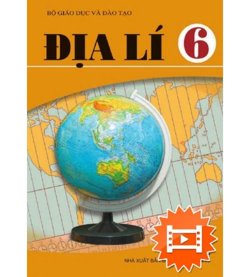 Sách giáo khoa Địa Lí 6