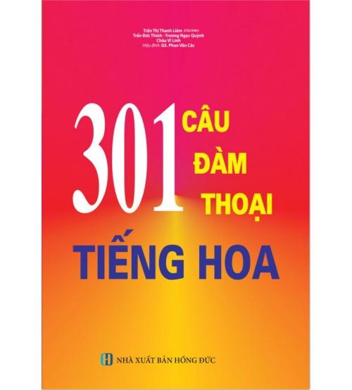 301 Câu Đàm Thoại Tiếng Hoa (ebook+audio)