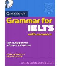 Cambridge grammar for IELTS with answer