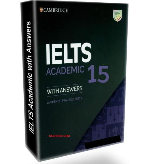 Cambridge IELTS 15 (bản mới nhất 2020)