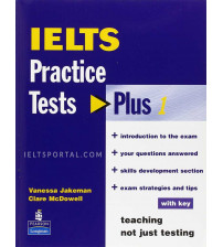 IELTS Practice Test Plus 1,2,3 (Trọn bộ ebook+audio)