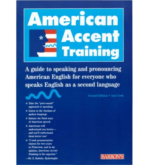 American Accent Training (full ebook+audio)