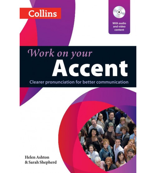 Collins Work on your Accent (Ebook+audio)