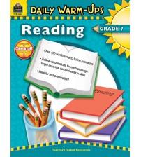 Daily warm-ups reading grade 7 pdf