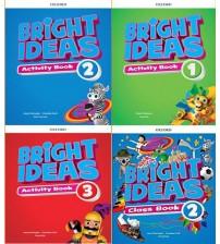 English Course - Bright Ideas (2018) - Levels 1,2,3