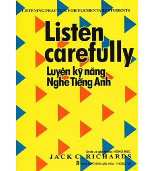 Listen Carefully ebook audio full download