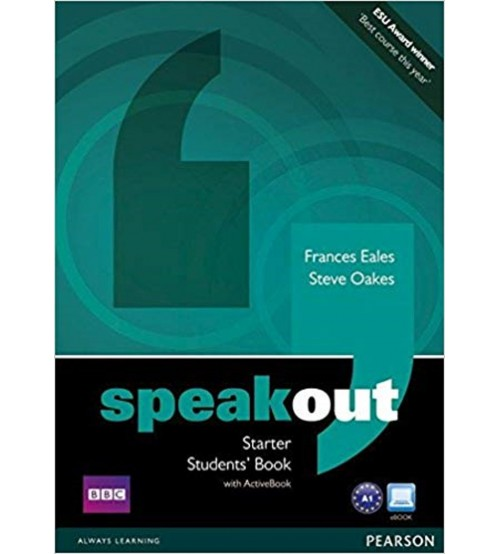 Speakout Starter (eBook + Audio +DVD full)