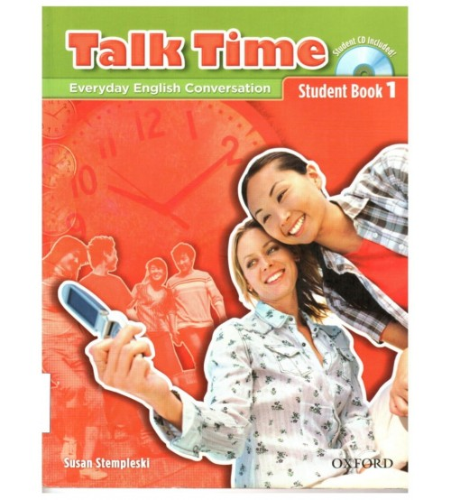 Talk Time: Everyday english conversation 1,2,3 (ebook+audio)