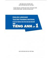 Tài liệu tập huấn tiếng anh lớp 1 (mới)