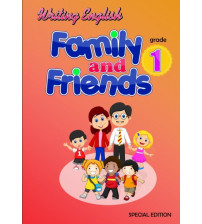 Vở Tập Viết Family and Friends 1  (Special edition)