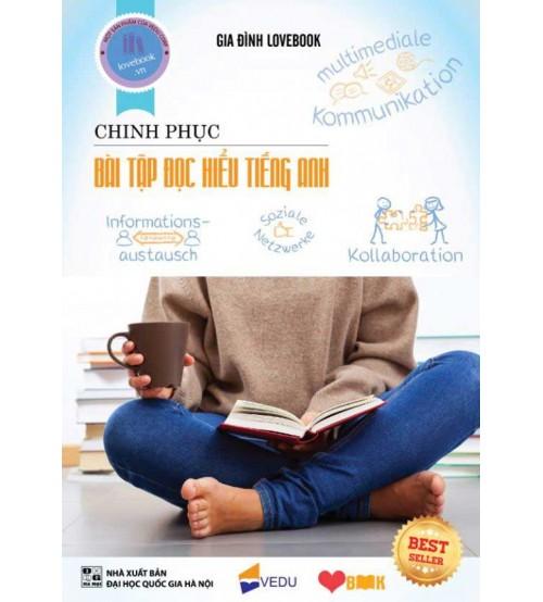 Chinh Phục Bài Tập Đọc Hiểu Tiếng Anh - Lovebook