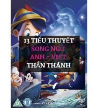 13 Tiểu Thuyết Song Ngữ Anh - Việt Thần Thánh