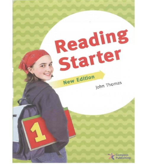Reading Starter New edition 1,2,3 (ebook+audio)