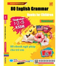 80 English Grammar Books for Children