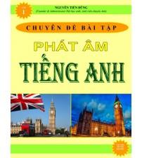 Chuyên đề Bài tập phát âm tiếng Anh