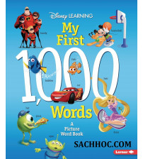 Disney Learning My First 1000 Words
