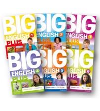 Bộ sách Big English Starter 1,2,3,4,5,6