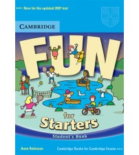 Trọn bộ sách Cambridge Fun For Starters - Movers - Flyers 1st Edition
