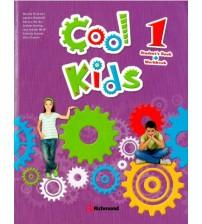 Trọn bộ sách Cool Kids 1,2 (SB+WB)