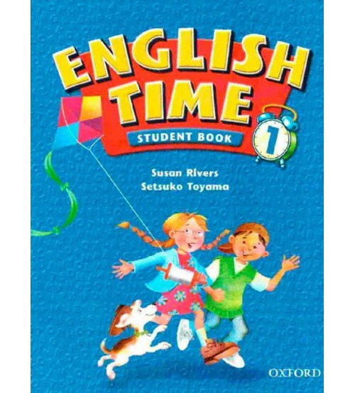 English Time Level 1 2 3 4 5 6 (Full ebook+audio)