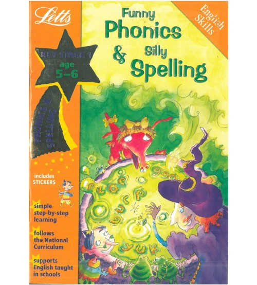 Funny Phonics and Silly Spelling