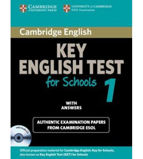 Key English Test 1,2,3,4,5,6,7 (ebook+audio)