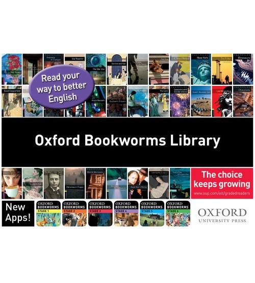 Tải bộ sách Oxford Bookworms Library (Pdf+audio) 6 cấp độ full