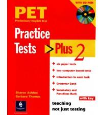 PET Practice Tests Plus 1,2,3 (ebook+audio)