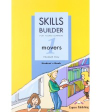 Bộ sách Skills Builder - Starters - Movers - Flyers 1,2