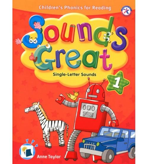 Tải sách Sound Great 1 2 3  4 5 (Full ebook+audio bản đẹp)