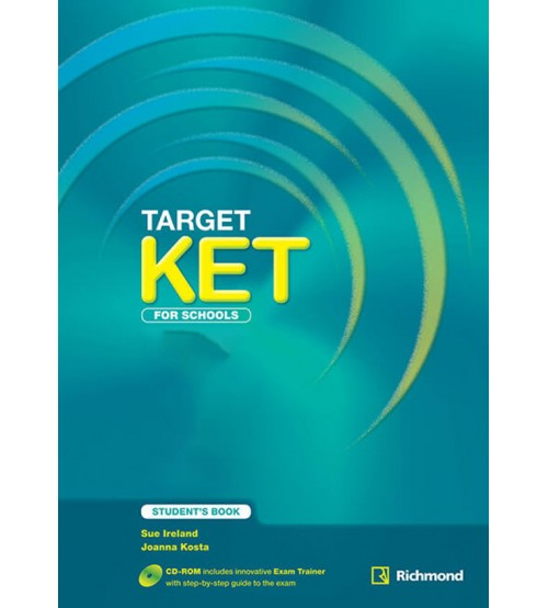 Target KET for Schools (ebook+audio)