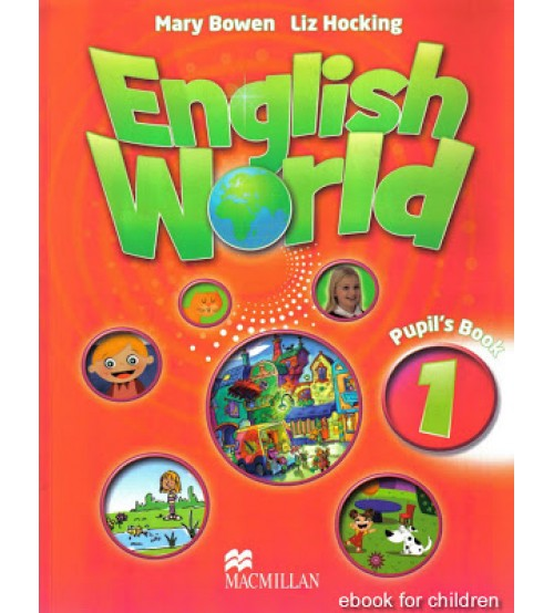 English World - Level 1 2 3 4 5 6 (Full book+audio)