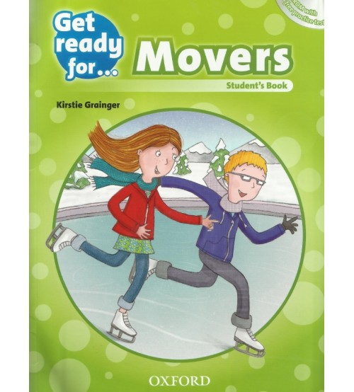 Download sách Get Ready for Movers (eBook + Audio)