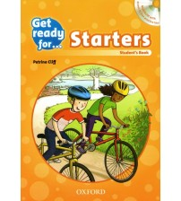 Download sách Get Ready for Starters (full ebook+Audio) bản đẹp
