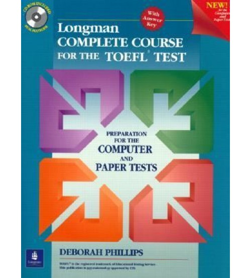 Longman Complete Course for the TOEFL Test + Audio