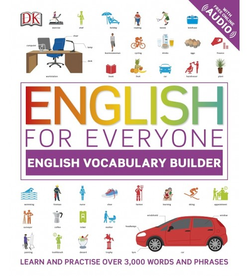 English Vocabulary Builder 2018
