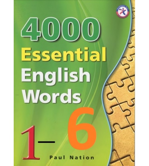 4000 essential English Words tập 1-6 (Full ebook+auddio)