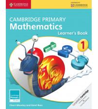 Cambridge Primary Mathematics 1,2,3,4,5,6