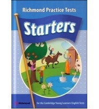 Practice Tests for Starters, Movers, Flyers