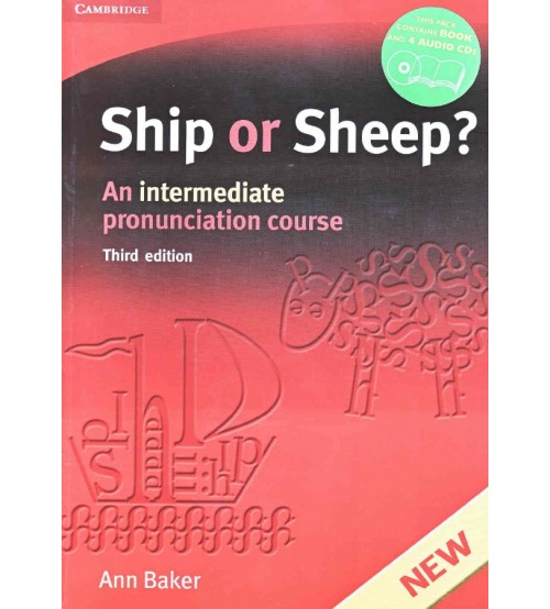 Ship or Sheep full PDF+ MP3 (giáo trình phát âm tiếng anh hay bản đẹp)