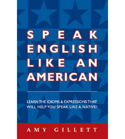 Speak English Like an American (Book & Audio CD full)