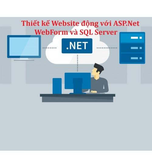 Thiết kế Website động với ASP.Net WebForm và SQL Server