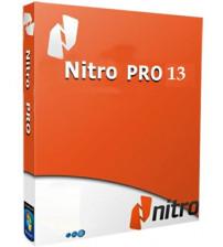Phần mềm PDF Nitro Pro 12,13